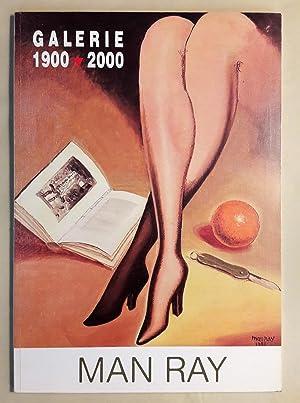 Man Ray. Peintures et dessins provenant de: BRETON (André), DUCHAMP