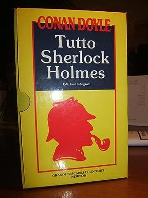 TUTTO SHERLOCK HOLMES, 1 VOL. UNO STUDIO: CONAN DOYLE ARTHUR