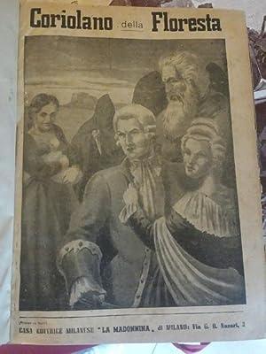 CORIOLANO DELLA FLORESTA, OVVERO IL SEGRETO DEL ROMITO: WILLIAM GALT