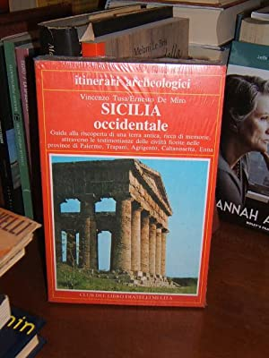 SICILIA OCCIDENTALE., icilia occidentale; una guida alla riscoperta di una terra antica, ricca di...
