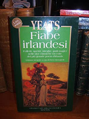 FIABE IRLANDESI.,: YEATS WILLIAM BUTLER