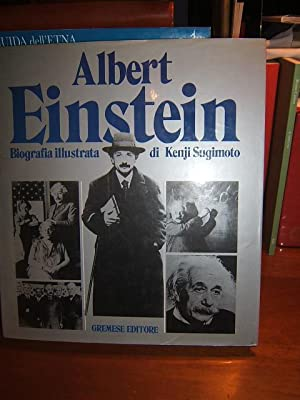 ALBERT EINSTEIN. BIOGRAFIA ILLUSTRATA.,