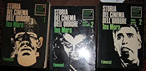 STORIA DEL CINEMA DELL'ORRORE.,