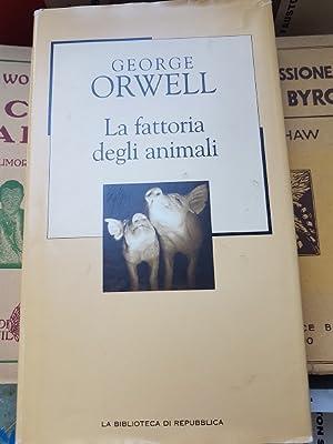 LA FATTORIA DEGLI ANIMALI,: GEORGE ORWELL