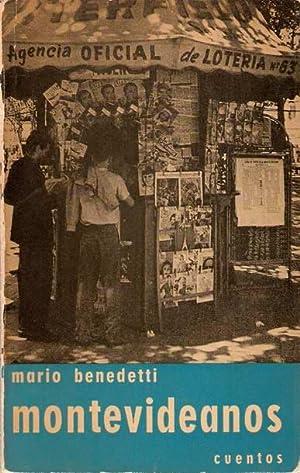 MONTEVIDEANOS: BENEDETTI, Mario