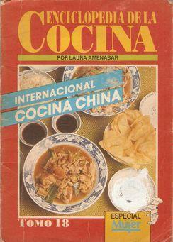 INTERNACIONAL COCINA CHINA: AMENABAR, Laura