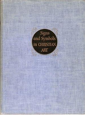SIGNS & SYMBOLS IN CHRISTIAN ART: FERGUSON, George
