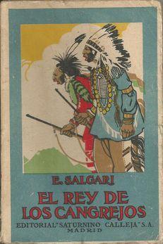 EL REY DE LOS CANGREJOS (continuación de: SALGARI, Emilio