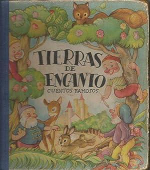TIERRAS DE ENCANTO: PINOCHO, EL SASTRECILLO VALIENTE,: s/a