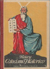 CATECISMO HISTÓRICO: FLEURY, Claudio