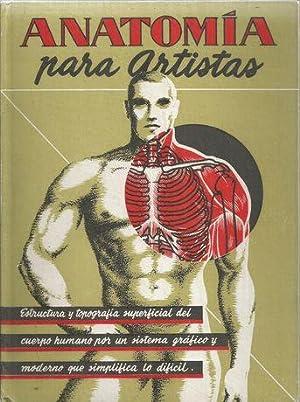 anatomía para artistas - Libros - Iberlibro