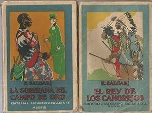 LA SOBERANA DEL CAMPO DE ORO. EL: SALGARI, EMILIO