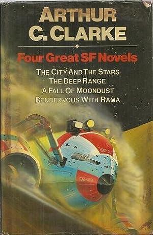 FOUR GREAT SF NOVELS: CLARKE, ARTHUR C.