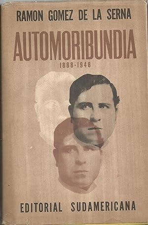 AUTOMORIBUNDIA 1888-1948: GOMEZ DE AL