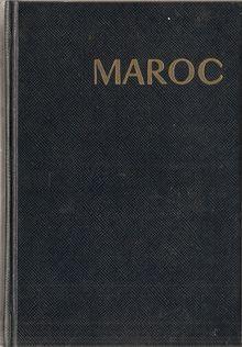 MAROC: AMBRIÈRE, Francis