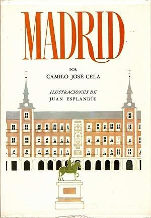 MADRID: CELA, Camilo José