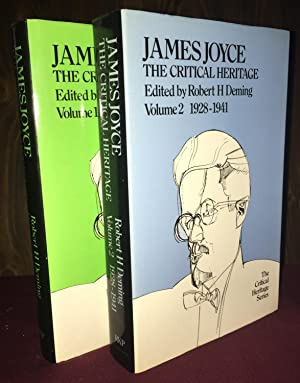 James Joyce: The Critical Heritage : Two-Volume: Robert H Deming