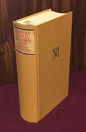 Der Mann ohne Eigenschaften: Roman: Robert Musil