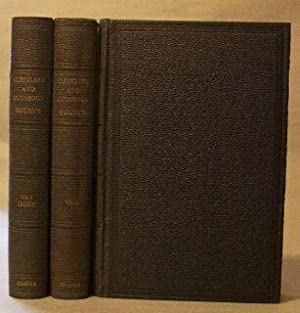 History of Cuyahoga County and the City of Cleveland (three volumes): Coates, William R.