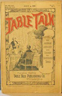 Table Talk (Magazine), July 1901