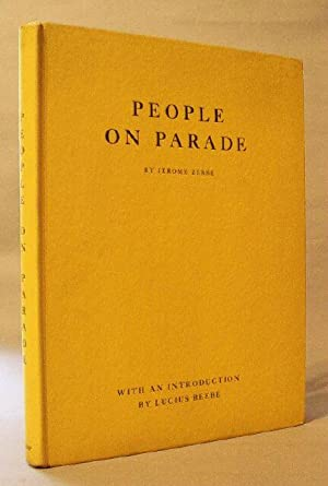 People on Parade: Zerbe, Jerome