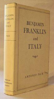 Benjamin Franklin and Italy: Pace, Antonio