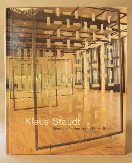 Klaus Staudt: Monografie Von Hans-Peter Riese: Klaus Staudt); Riese, Hans-Peter