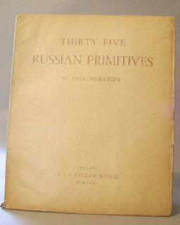 Thirty Five Russian Primitives, Jacques Zolotnitzky's Collection: Muratoff, Paul