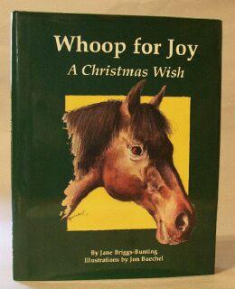 Whoop for Joy: A Christmas Wish: Briggs-Bunting, Jane