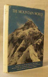 Mountain World 1955: Barnes, Malcolm (editor)