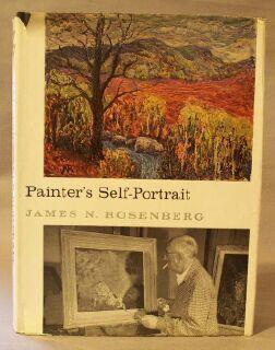 Painter's Self-Portrait: James N. Rosenberg: Fox, Milton S. (editor); [James N. Rosenberg]
