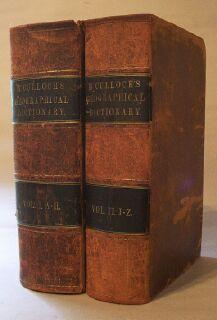 M'Culloch's Universal Gazetteer. A Dictionary, Geographical, Statistical, and Historical,...