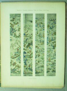 Broderies chinoises, indiennes toiles de Gênes & de Jouy, etc. Etc.: Guérinet, Armand (Editeur)