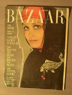 Harper's Bazaar, August 1970: Whte, Nancy (editor)