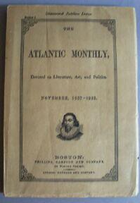 Atlantic Monthly (Vol.150 No.5): Atlanic Monthly
