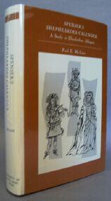 Spenser's Shepheardes Calender: A Study in Elizabethan Allegory: McLane, Paul E.