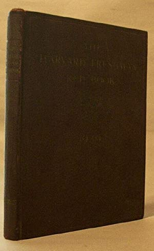 Harvard Freshman Red Book, Class of 1939