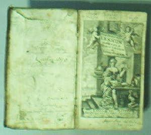 Lexicon manuale Graeco-Latinum et Latino-Graecum : Ut illud in Belgio quintum prodiit semper ...