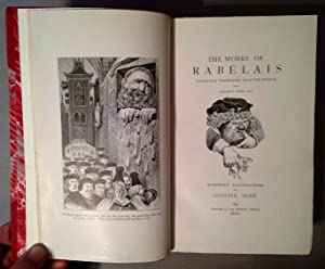 Works of Rabelais: Rabelais, Francois ; Thomson, Wm. M. (Editor)