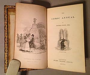 Comic Annual (1830): Hood, Thomas