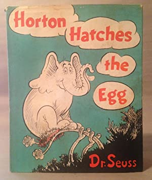 Horton Hatches the Egg [Signed]: Dr. Seuss (Theodor Geisel)