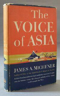 Voice of Asia: Michener, James A.