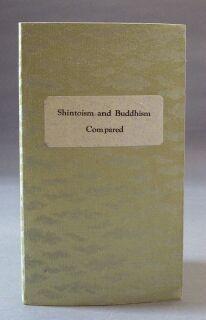 Shintoism and Buddhism Compared: Sakai, Atsuharu