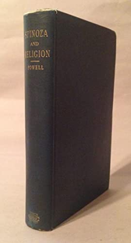 spinoza and Religion: Powell, Elmer Ellsworth