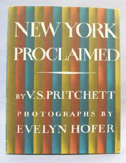New York Proclaimed: Pritchett, V. S.