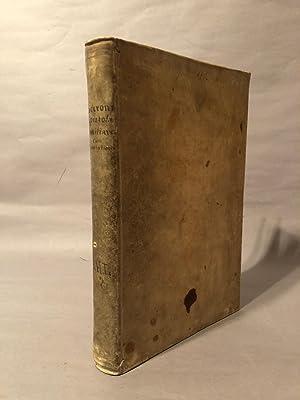 M. Tullii Ciceronis familiarium epistolarum libri xvi: Cicero, Marcus Tullius;