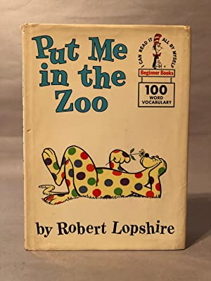 Put Me in the Zoo: Lopshire, Robert