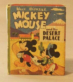 Mickey mouse and the Desert Palace: Disney, Walt