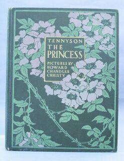 Princess: Tennyson, Alfred Lord