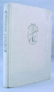 Adolf Kaspar: Zivot a Dilo: Scheybal, Josef V.